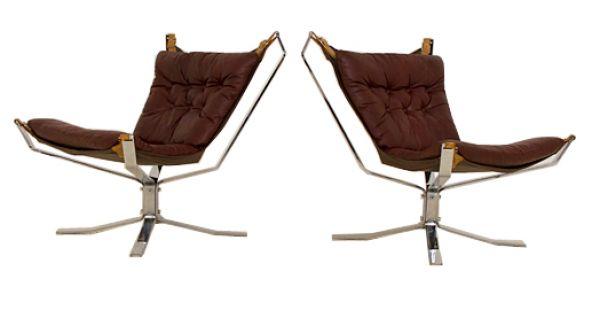 Chrome Falcon Chair