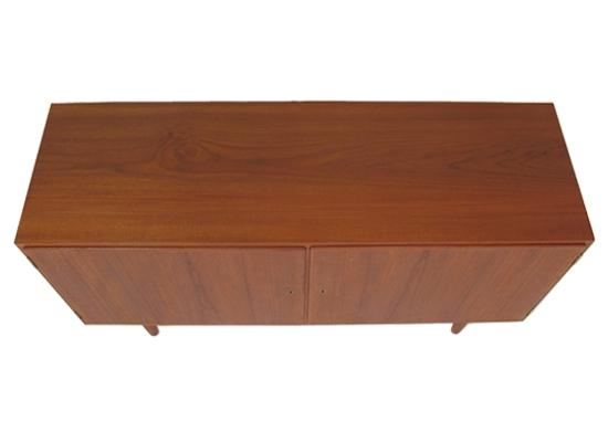 carlo jensen teak cabinet model 40/3