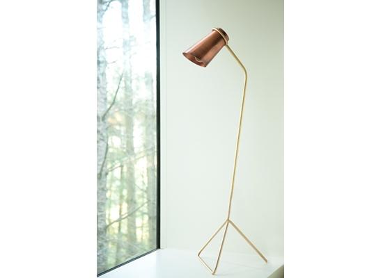 strand floor lamp