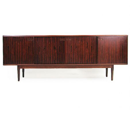 large linneberg rosewood sideboard.