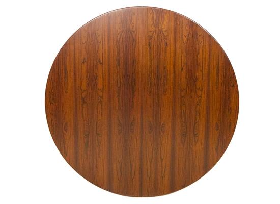 omann jun rosewood dining table model 55