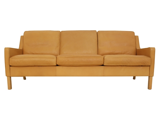 3 seat thams danish sofa
