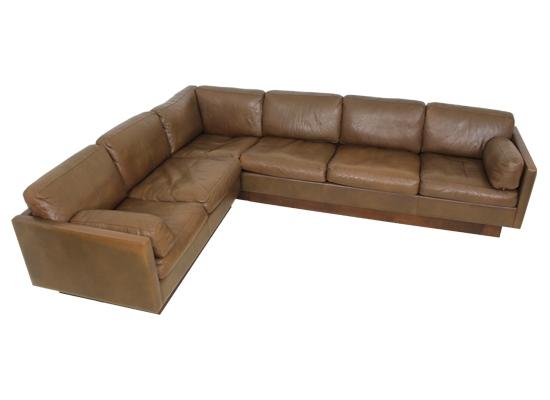 danish thams corner sofa