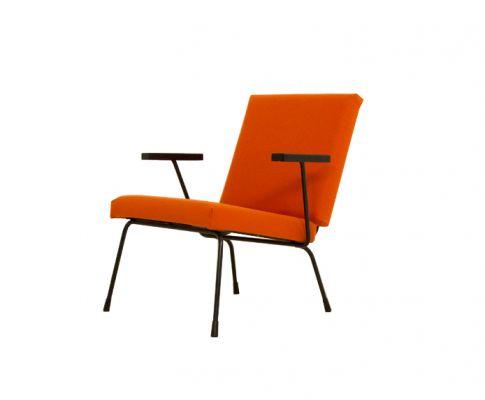 Wim Rietveld Chair Model 1407