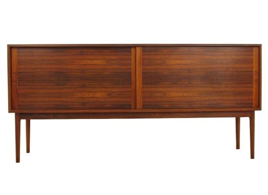 ib-kofod-larsen rosewood sideboard