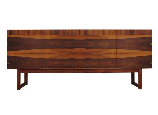 ib kofod larson rosewood sideboard