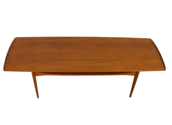 france and son coffee table model fd504