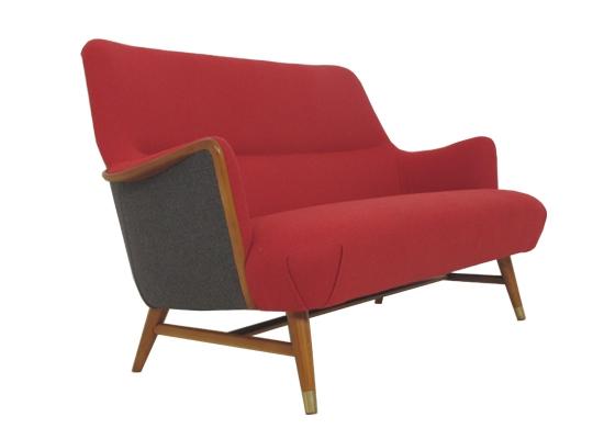 1940s swedish sofa