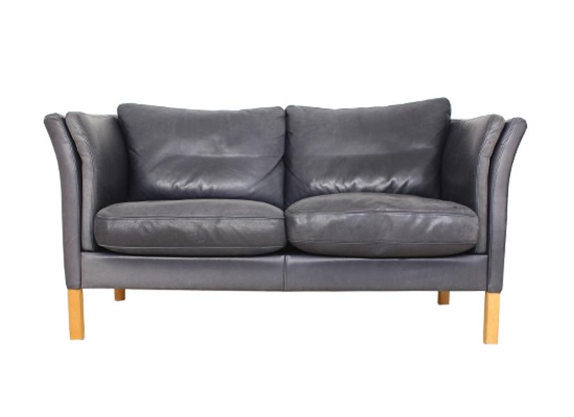 2 seat classic Danish sofa