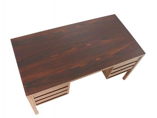 Danish Rosewood Desk 1