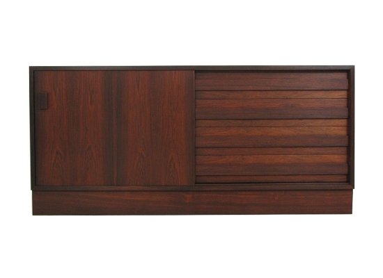 pretty nice 3d2b1 26a8b Rosewood Tv Unit Sideboard | Orange and Brown