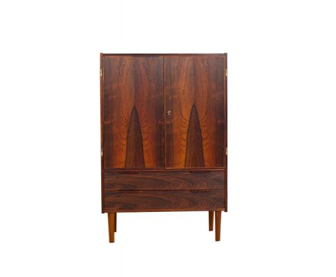 Rosewood Cabinet ..