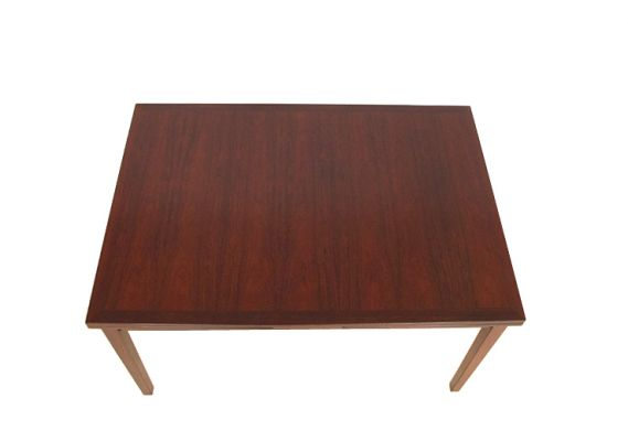 Danish Rosewood Rectangle Dining Table