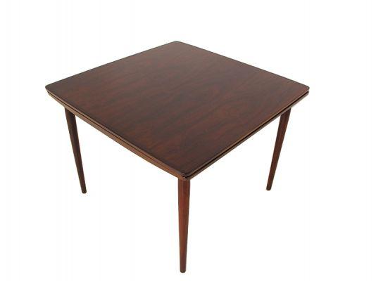 Arne Vodder Rosewood Dining Table