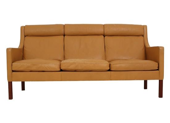borge mogensen sofa model 2433