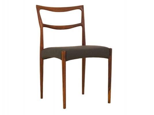 10 Rosewood Dining Chairs