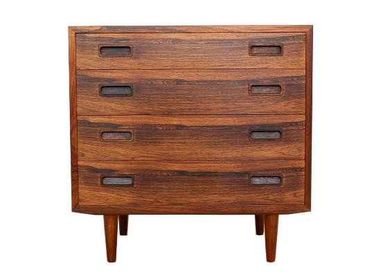 hundevad rosewood chest of drawers