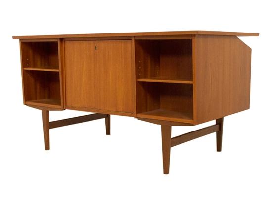 Danish Teak Desk..