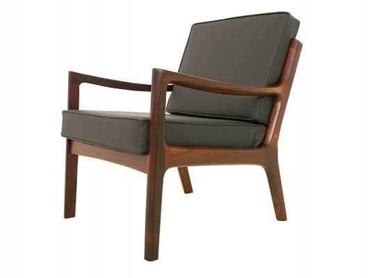 easy chair model 166