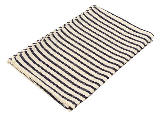 linen place mat white border