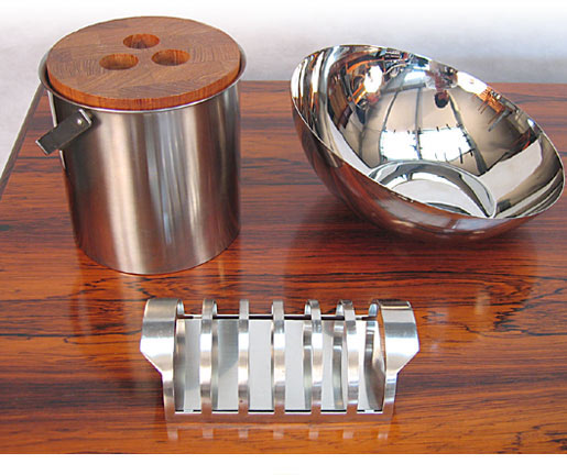 Steel Cylinder Toast Rack