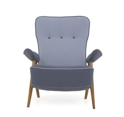 Theo Ruth 1950s Chair