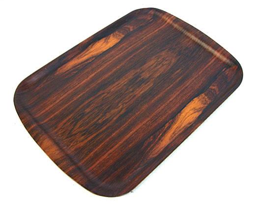 Brazilian Rosewood Trays