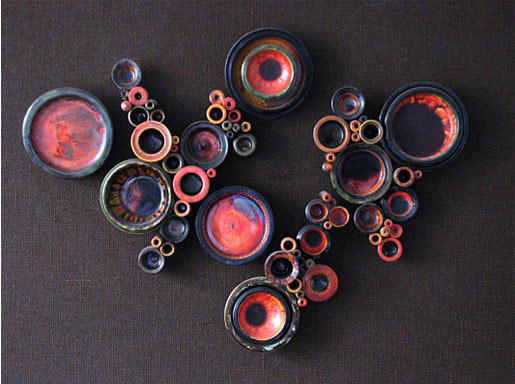 Ragnarok Fine Art Ceramic Hanging
