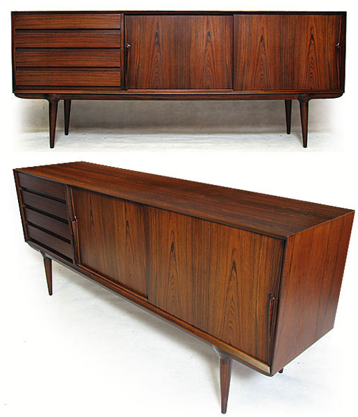 Omann Rosewood Sideboard Model 18