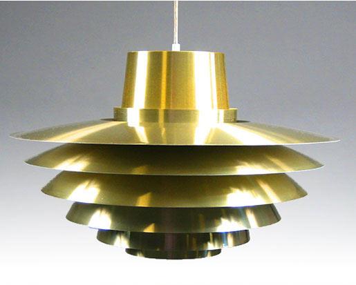 Large Metal Verona Pendant Light