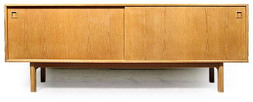 Oak Long - Low Sideboard Model 25