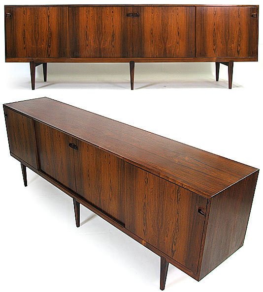 Brazilian Rosewood Sideboard Model 49