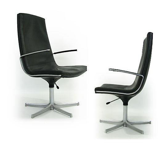 Jørgen Kastholm And Preben Fabricius Chair