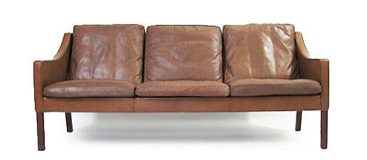 Model 2209 Three Person Sofa