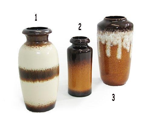 West German Vases