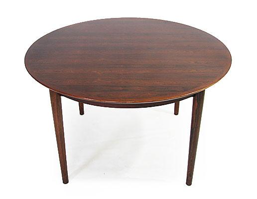 Arne Vodder Rosewood Dining Table.1