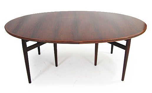 Model 212 Rosewood Dining Table