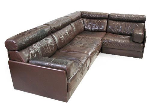 De Sede Corner Sofa