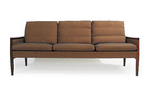 Hans Olsen Rosewood - Goose Sofa Model 2193