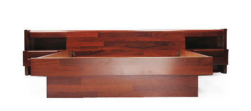 Rosewood Bed
