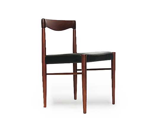 8 Rosewood Dining Chairs
