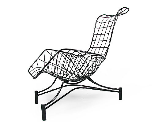 Capricorn Collection Lounge Chair