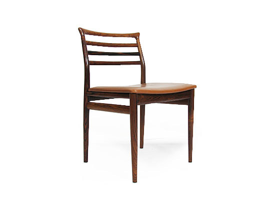 10 Rosewood Dining Chairs  Model 340