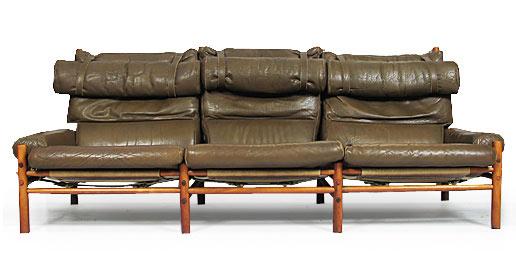 Inka 3 Seat Sofa