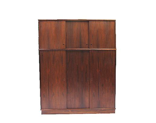 Large Rosewood Wardobe