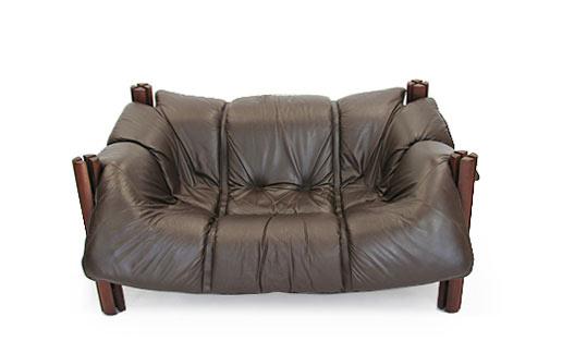 Pecival Lafer 2 Seat Sofa