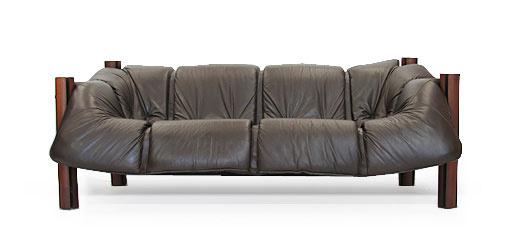 Percival Lafer 3 Seat Sofa