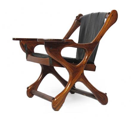 don shoemaker sling chair