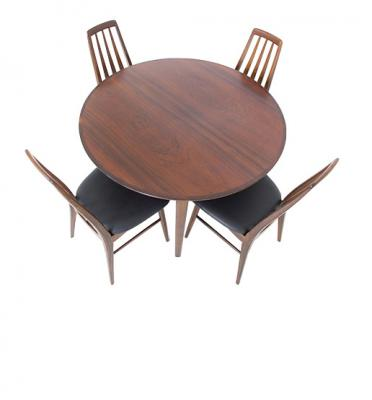 Ole Hald  Rosewood Dining Table model 33