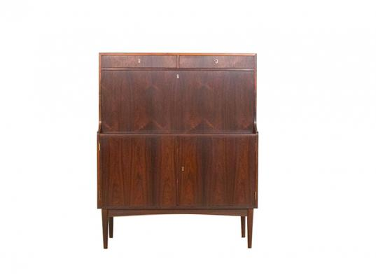 Rosewood Bureau Cabinet